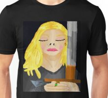 Woman Holding Sword Unisex T-Shirt