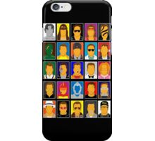 Strength of Schwarzenegger  iPhone Case/Skin