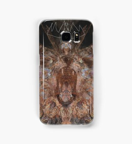 King of the Forest Samsung Galaxy Case/Skin