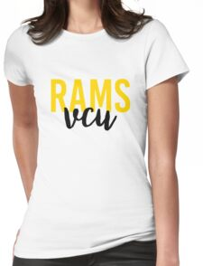 Rams VCU Womens Fitted T-Shirt