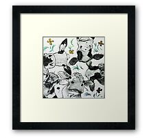 Moo to You! Framed Print