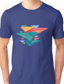 Paper Airplane 49 Unisex T-Shirt