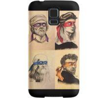 TMNT Tribute Samsung Galaxy Case/Skin