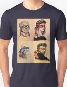 TMNT Tribute Unisex T-Shirt