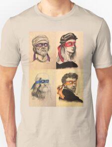 TMNT Tribute T-Shirt