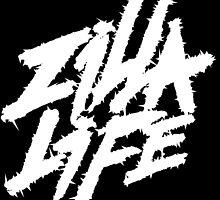 Hardcore Logo by zillalife
