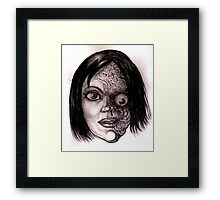 GROUNDPATTY Framed Print