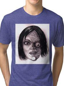 GROUNDPATTY Tri-blend T-Shirt