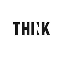 THINK by -xoxo