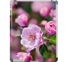 Apple Blossom time iPad Case/Skin