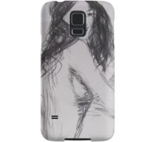 Relaxed Smile Samsung Galaxy Case/Skin