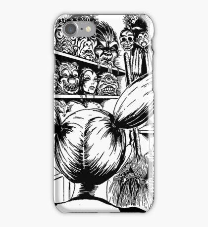 THE HALLOWEEN ROOM iPhone Case/Skin