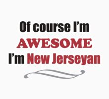 New Jersey Is Awesome One Piece - Short Sleeve