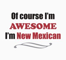 New Mexico Is Awesome Kids Tee