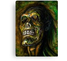 DEAD BLIND Canvas Print