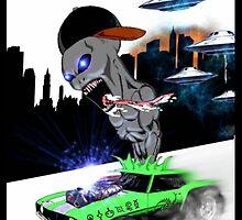 RACER ALIEN by DGSDIRECT