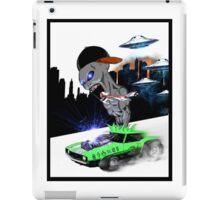 RACER ALIEN iPad Case/Skin