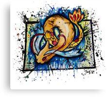 Beautiful Shiny Milotic Tshirts + More ' Pokemon ' Canvas Print
