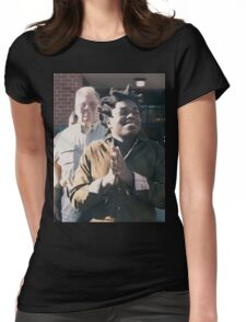 Kodak Walking Out of Jail Womens Fitted T-Shirt