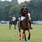 Nacho Figueras - Professional Polo Player  by Daniel  Oyvetsky