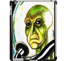 ALIEN HELMIT iPad Case/Skin