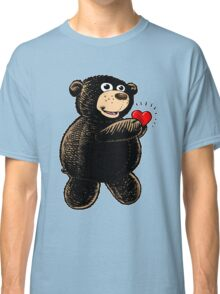 Bear with Heart Classic T-Shirt
