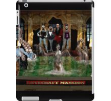 LOVECRAFT MANSION iPad Case/Skin