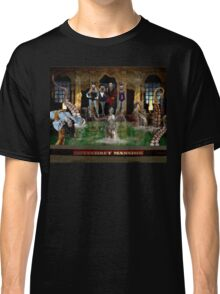 LOVECRAFT MANSION Classic T-Shirt