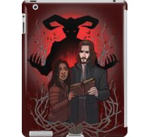 Witnesses iPad Case/Skin