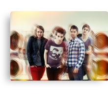 Marianas Trench Canvas Print