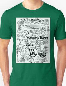 Marianas Trench Unisex T-Shirt