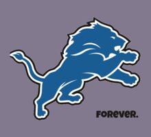 Detroit Lions Forever.  Kids Clothes
