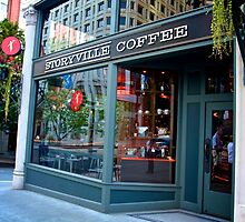 Storyville Coffee 1st and Madison Ave  by Jesse Diaz