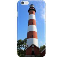 Assateague Lighthouse iPhone Case/Skin