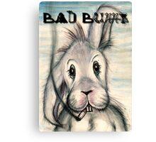 BAD BUNNY Canvas Print
