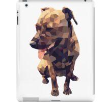 Geometric Dog iPad Case/Skin