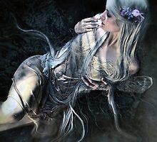 Dark Grow My Thoughts by Jennifer Rhoades