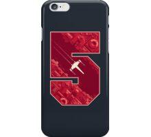 Red Five iPhone Case/Skin