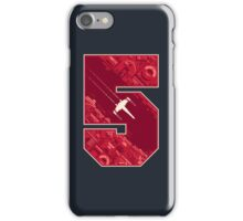 Red Five iPhone Case/Skin