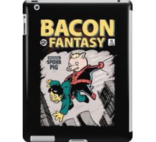 Bacon Fantasy #15 iPad Case/Skin