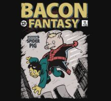 Bacon Fantasy #15 One Piece - Short Sleeve