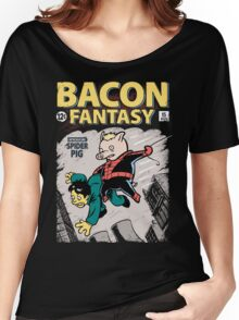 Bacon Fantasy #15 Women's Relaxed Fit T-Shirt