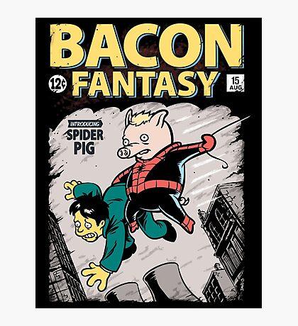 Bacon Fantasy #15 Photographic Print