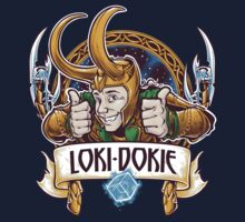 Loki-Dokie Kids Tee