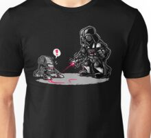 Cat-At Loves Lasers! Unisex T-Shirt