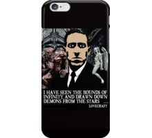 LOVECRAFT DEMONS iPhone Case/Skin