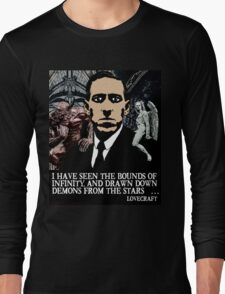 LOVECRAFT DEMONS Long Sleeve T-Shirt