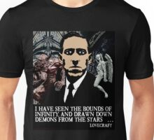 LOVECRAFT DEMONS Unisex T-Shirt
