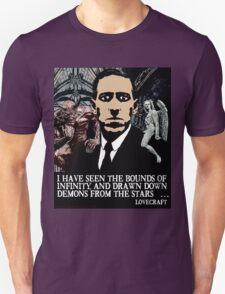 LOVECRAFT DEMONS Unisex T-Shirt