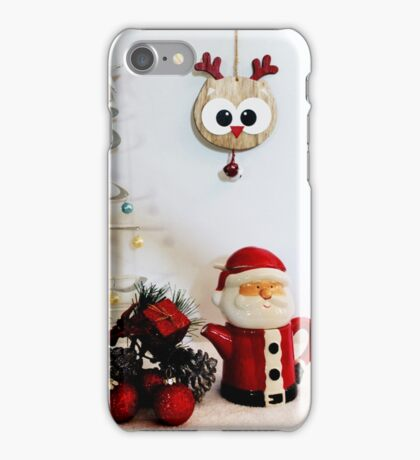 Merry Christmas - No. 4 iPhone Case/Skin